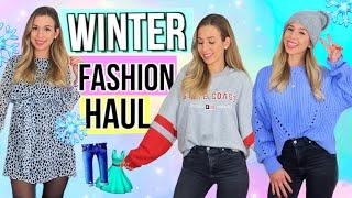 FASHION HAUL Try On Winter Klamotten 2019 / H&M, NAKD, Asos & mehr!