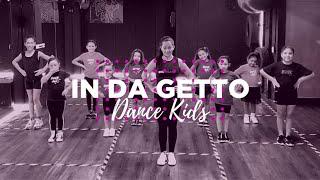 IN DA GETTO - J Balvin I Coreografía Oficial Dance Workout I DNZ Workout I DNZ Studio #InDaGetto