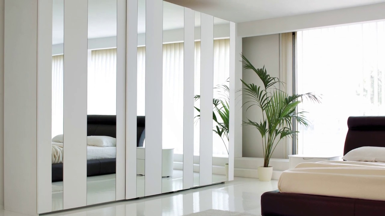 Fitted Wardrobes Ideas | Mirrored Door Wardrobe Designs UK