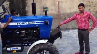 Ford 3600 dhillon bye Jee Saila Khurd hoshiarpur  pb,new ford launch as 2013,but it is old model   1