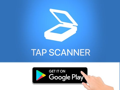 TapScanner android 2020