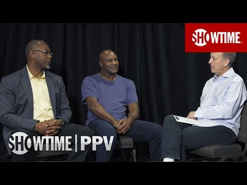 Lennox Lewis & Evander Holyfield Break Down Wilder vs. Fury | SHOWTIME PPV
