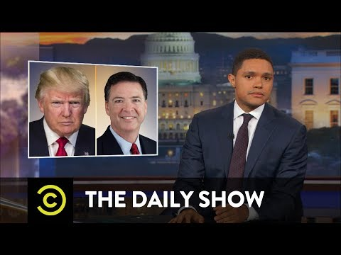 Thumbnail: Comey Takes the Stand (But Leaves the Juicy Details Behind): The Daily Show