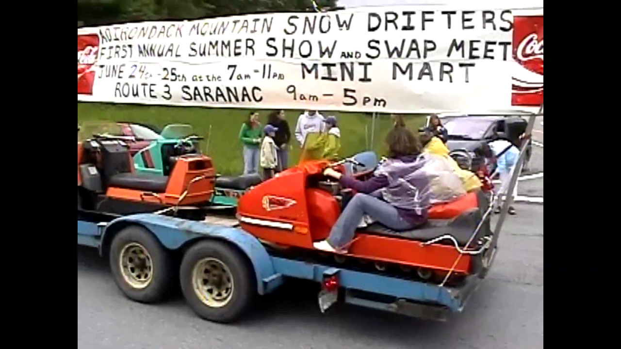 Cadyville Parade  6-11-06
