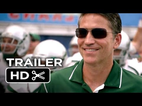 When The Game Stands Tall Official Trailer 1 (2014) - Jim Caviezel, Football Movie HD