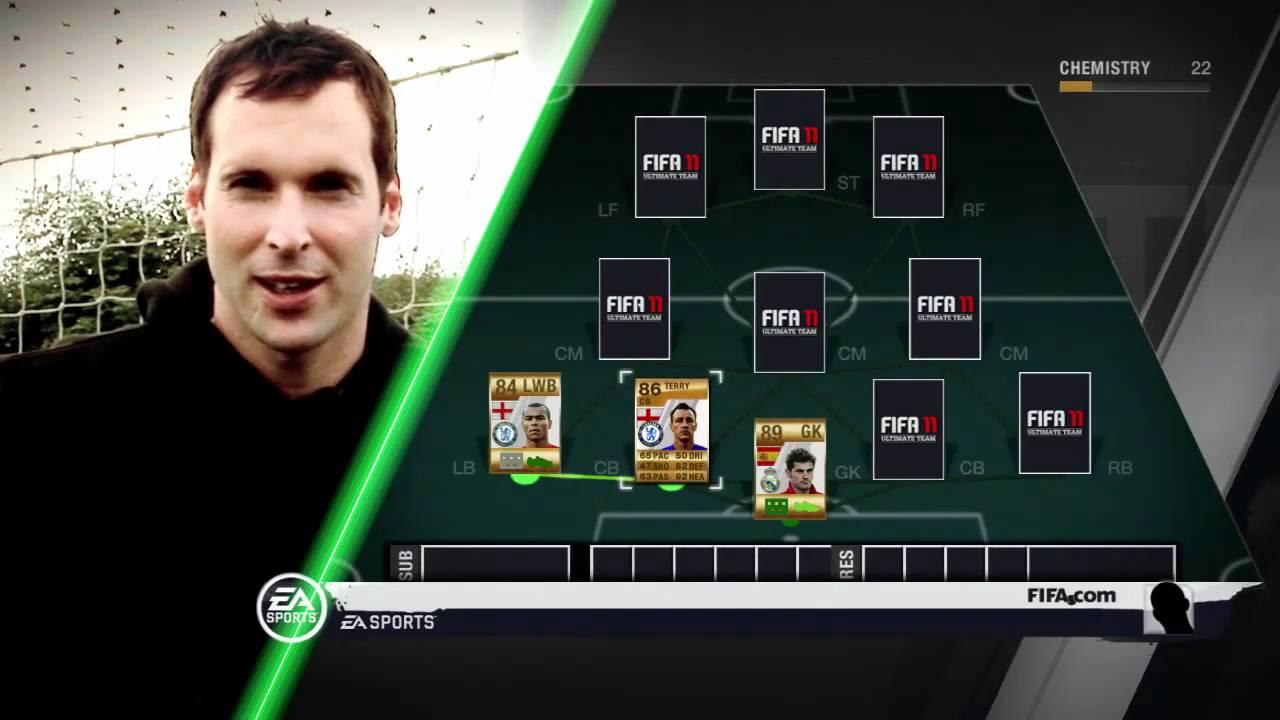 Download FUT 11 - Le 11 de rêve de Petr Cech