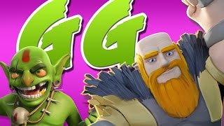 Clash of Clans | GG Attack Strategy | Max Level 7 Giants