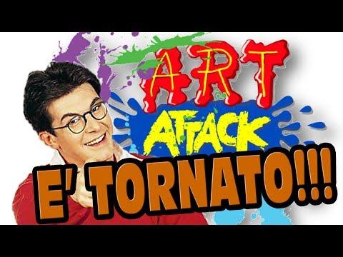 Questo è...ART ATTACK!!!!!