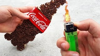 How to Make Amazing CoCa Cola From Matches