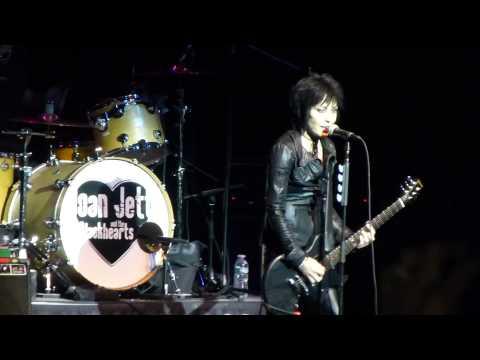 """Bad Reputation & Cherry Bomb"" Joan Jett@Count Basie Theatre Red Bank, NJ 10/11/14"