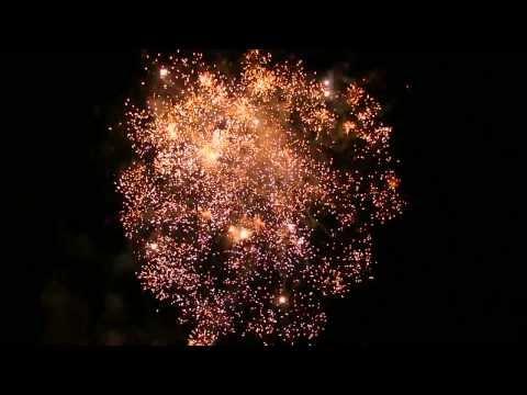 2013 111thテディベア生誕祭 打ち上げ花火ダイジェスト