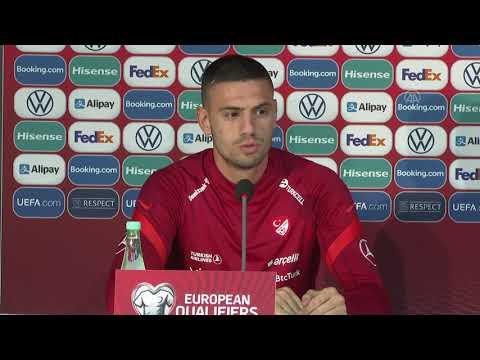 Merih Demiral: Dünya Kupası'na katılacağımız inancım...