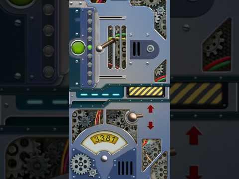Mechanical Box (M-box android game Walkthrough) - Механическая коробка (прохождение)