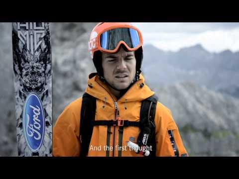 Un altre esquiador, Aymar Navarro, ens explica la seva tremenda experiència.
