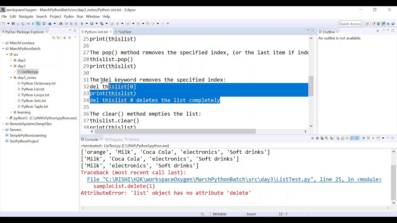 Data Structures In Python   Introduction To Data Structures   Python Online  Tutorial