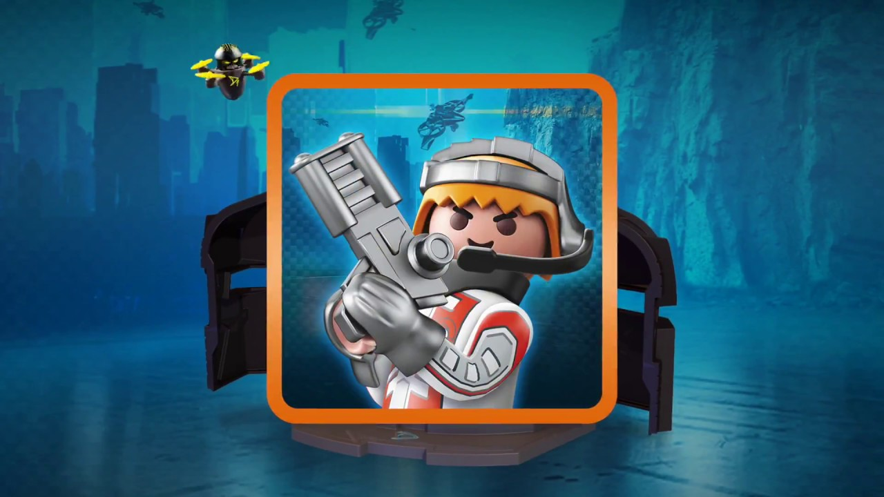 playmobil top agents app  gameplay video  youtube
