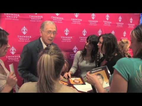Celebrity Signing - Bernie Kopell & Charlene Tilton Thunder Valley Casino Resort