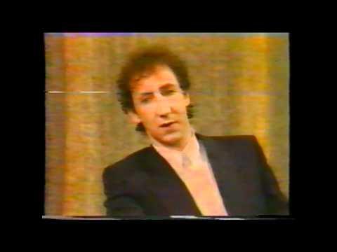Pete Townshend Interview On Parkinson Show 1981 [ 1 ]