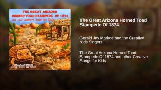 The Great Arizona Horned Toad Stampede Of 1874 Thumbnail