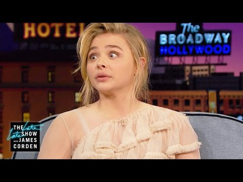 Chloë Grace Moretz's Brothers are on Boyfriend Patrol - YouTube