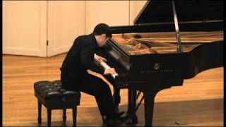 Henry Wong Doe - Chopin: Etude in G-sharp minor, Op. 25 No. 6
