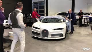 Bugatti Chiron Angel 2019 OB Prestige auto