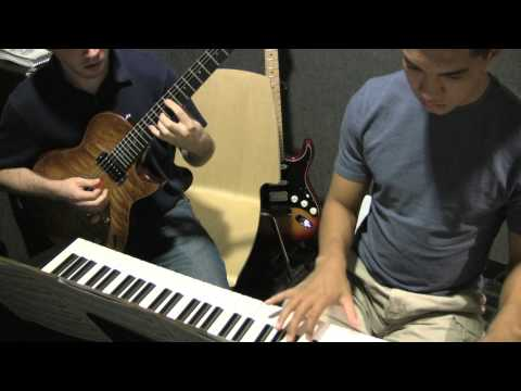Faithfully by Journey piano/guitar duet