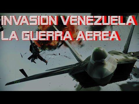 GUERRA AÉREA EN VENEZUELA ¿Una Victoria Fácil para EEUU?