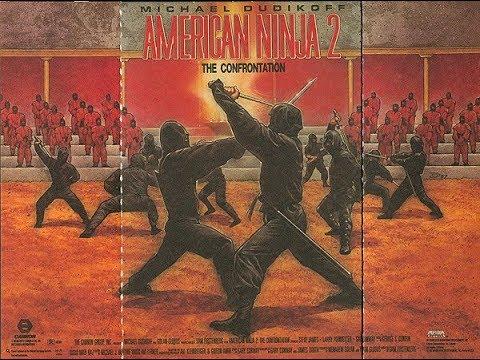 American Ninja 2 - action - 1987 - trailer