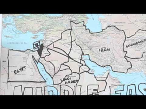 Israel's True Borders