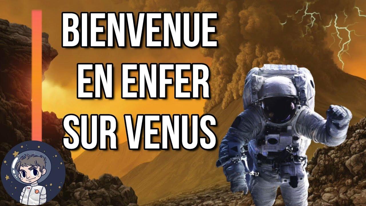 Bienvenue en Enfer sur VENUS - Le Journal de l'Espace #51 - Actualités espace - Culture générale