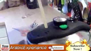 كيف تصنع مولد كهربائي صغير في المنزل