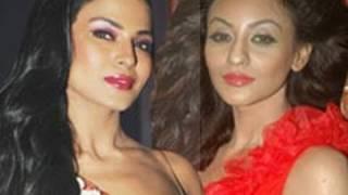 Veena Malik Hits her Co-Star Vedita Pratap Singh