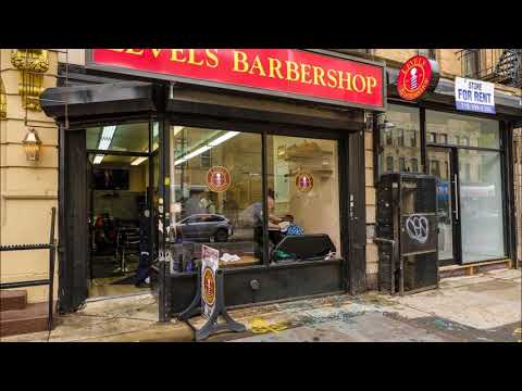 Man Speaks On Why His Barber Pushed Him Through A Glass Window
