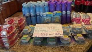 Target Couponing Haul 6/30---FEBREZE GIFT CARD DEAL and more FREE RAZORS Thumbnail