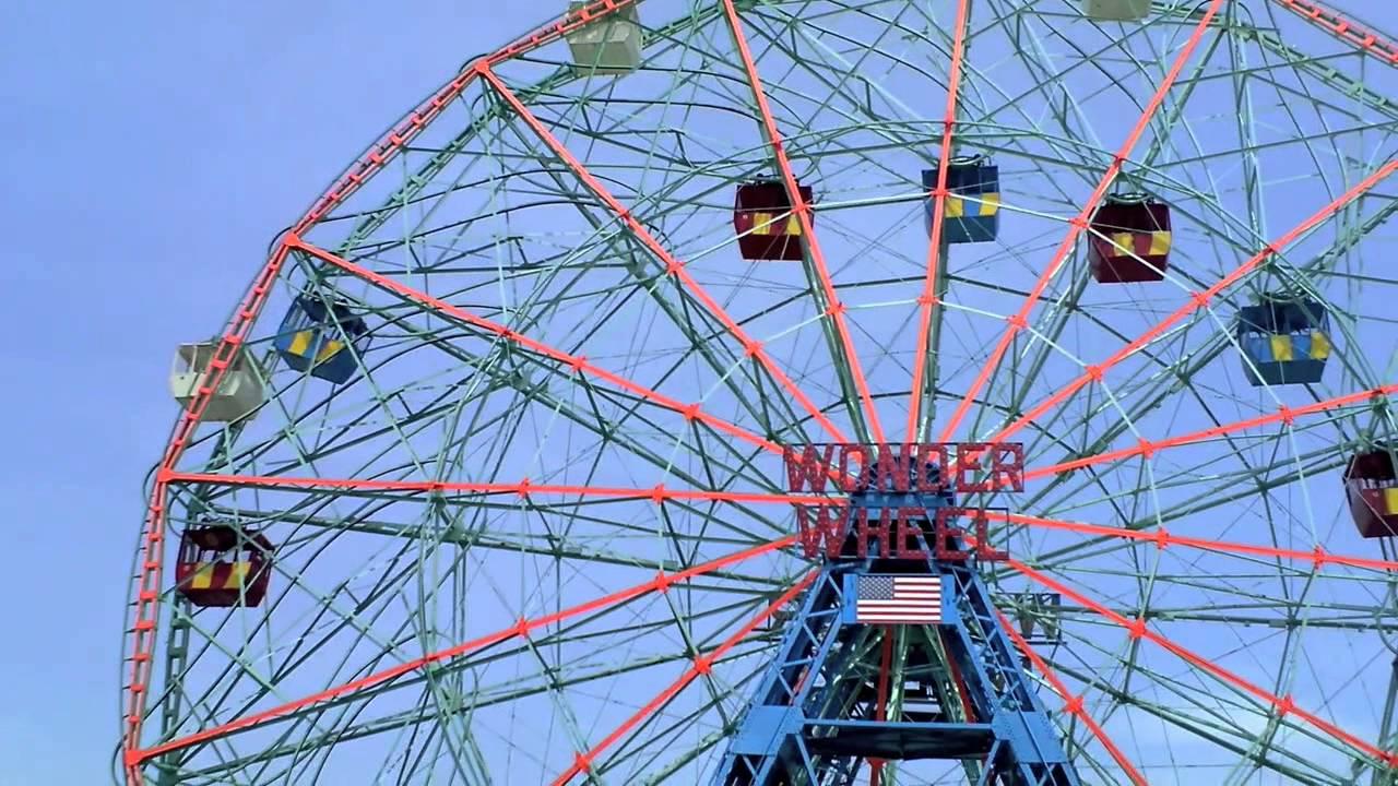 「wonder wheel」の画像検索結果