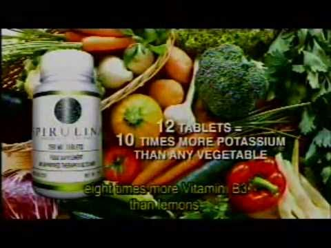 What is Spirulina and Benefits? SPIRULINA