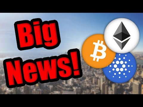 Big News! Cryptocurrency in the US GETTING EXCITING in 2021! | Ethereum Bullish in China!!