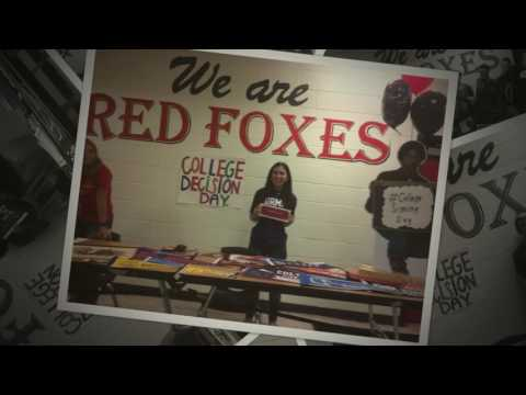 College Signing Day Hartsville High School 2017
