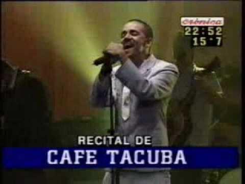 Cafe Tacvba  01 Cero Y Uno  CM TV  Argentina  2004