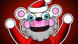 Funtime Freddy Saves Christmas!- Minecraft FNAF CHRISTMAS SPECIAL!