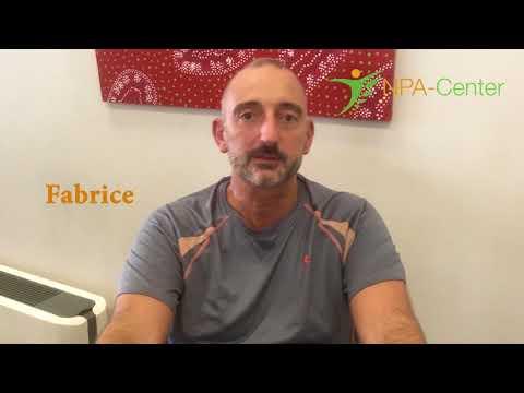 Témoignage de Fabrice au sujet du programme du NPA-Center
