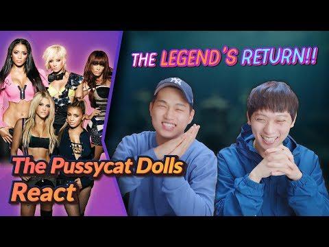 K - pop Artist Reaction] The Pussycat Dolls - React
