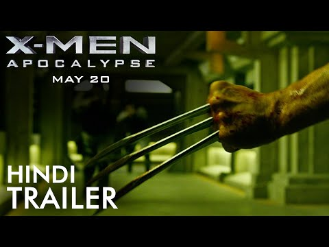X-Men: Apocalypse | Final Trailer -  Hindi | Fox Star India