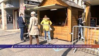 Yvelines | Un village de restaurateurs dans le centre-ville de Mantes-la-Jolie