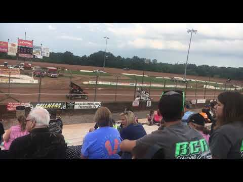 Lernerville Speedway- Sprint Cars