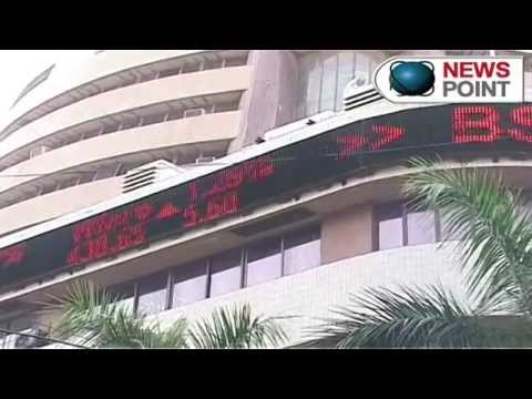 Sensex Breaches 26,000-mark; Nifty at Record-high of 7,787.95