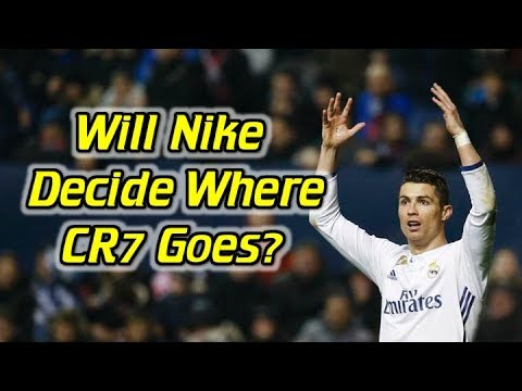 Cristiano Ronaldo Leaving Real Madrid - Here's Why Nike Might Decide Where He Goes