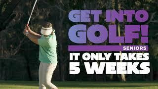 Get Into Golf Seniors