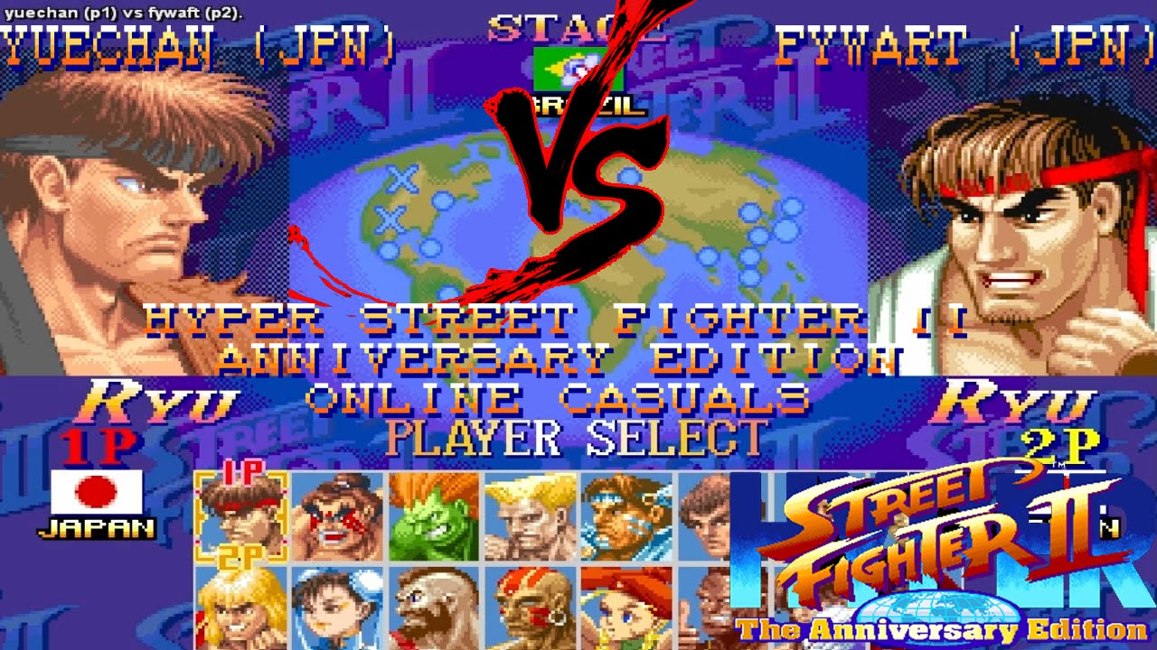 Street Fighter Game Online Play Free